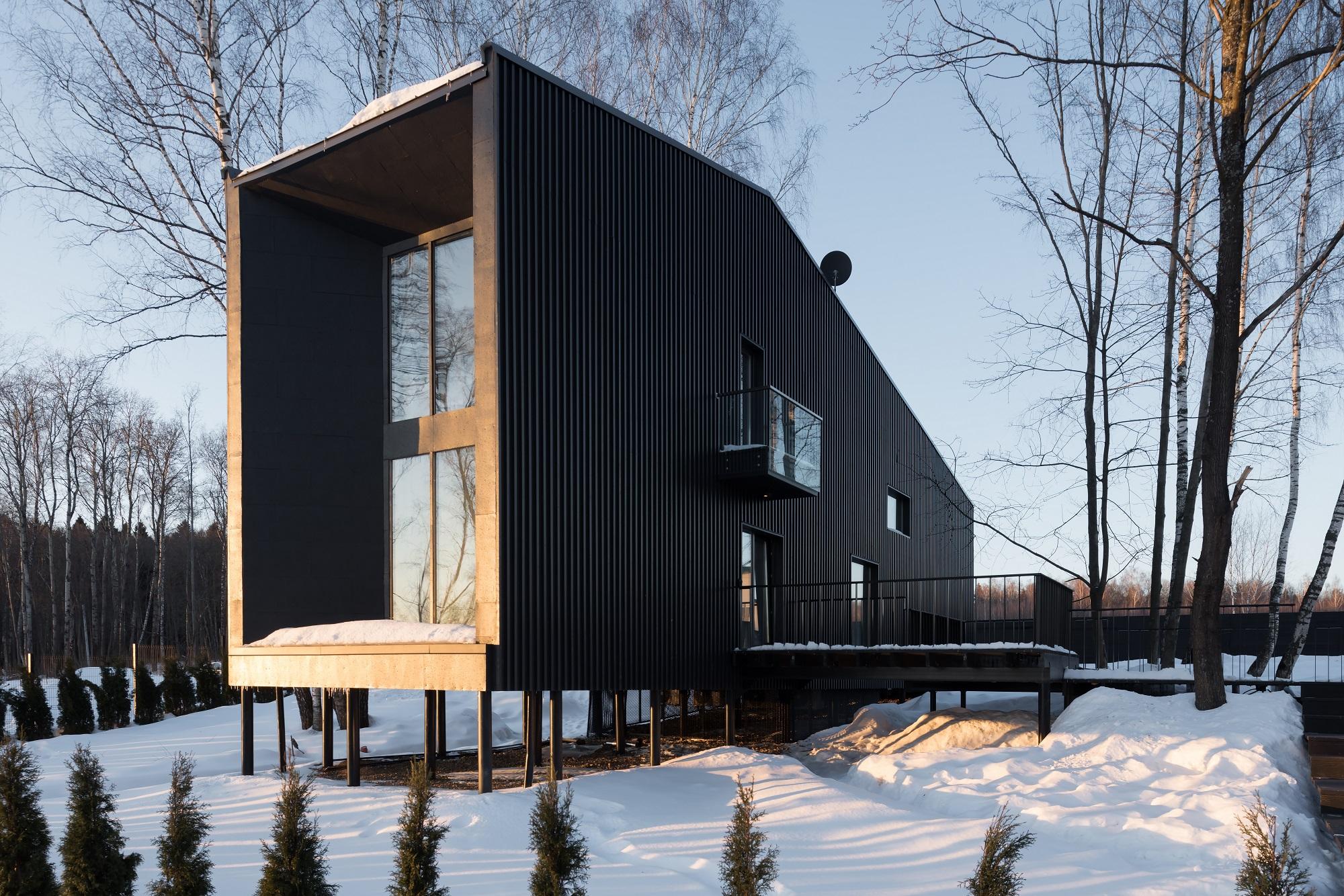 Ecohousemart Log Houses