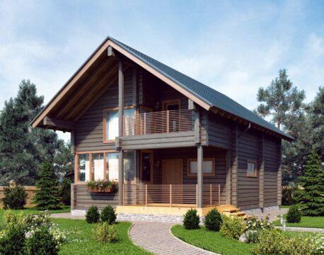 Log house #105