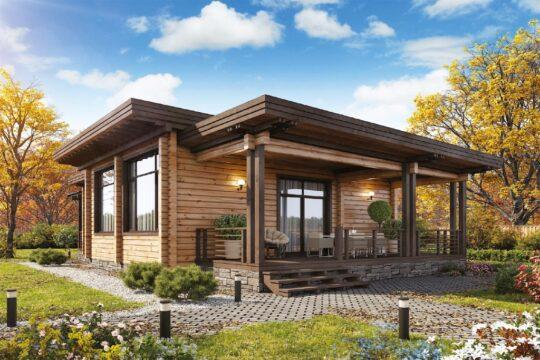 Log house #120