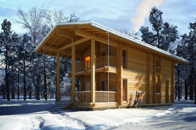 Log house #107