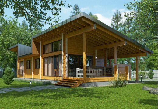 Log House #120.8