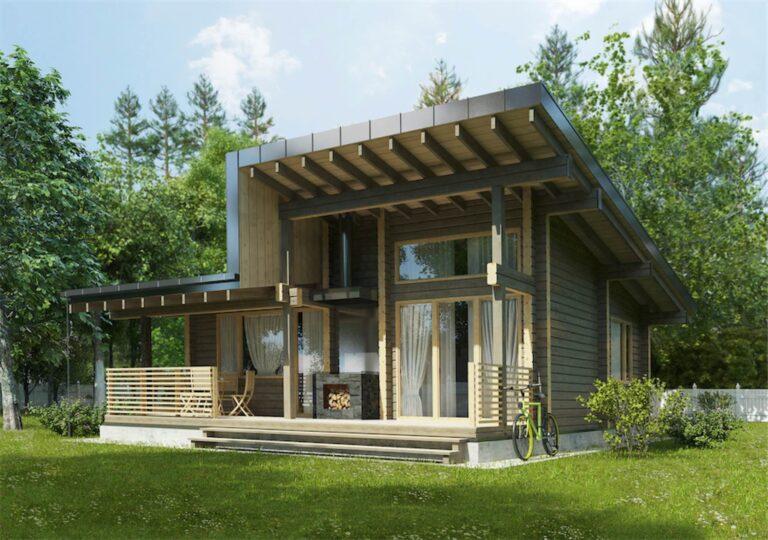Log House #094