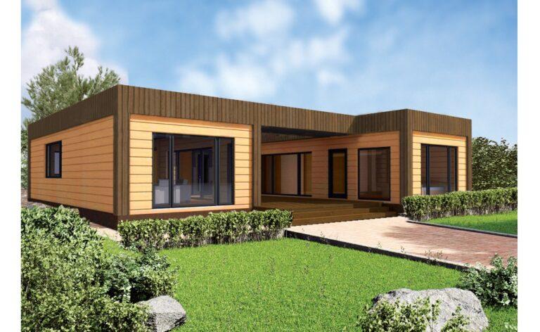 Log house #096