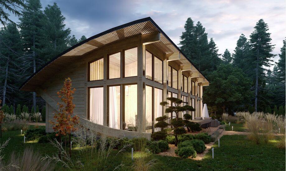 Timber Frame Houses
