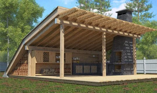 Timber Frame #BS-49