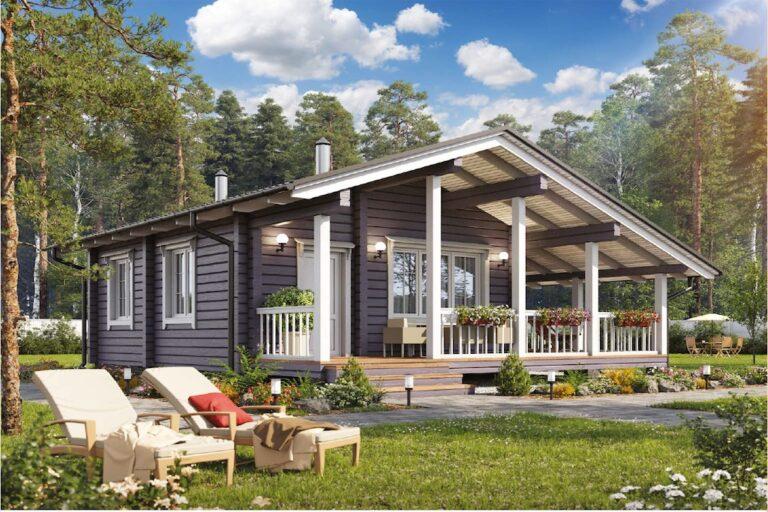 Log House #072