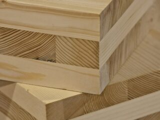 CLT – The solid wood panels house kit